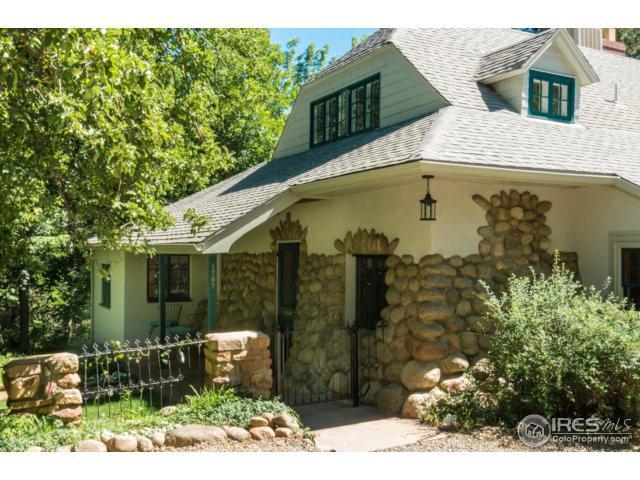 1707 Hillside Rd, Boulder, CO 80302 (#824446) :: The Peak Properties Group