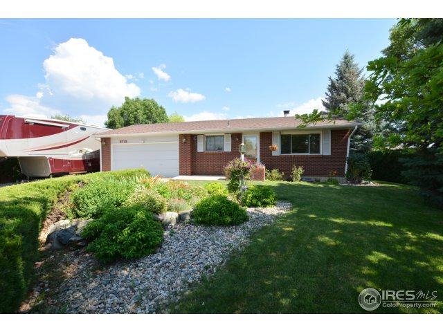 2719 Goldenrod Pl, Loveland, CO 80537 (MLS #824449) :: Kittle Real Estate