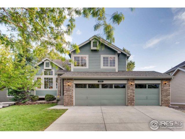 3944 Foothills Dr, Loveland, CO 80537 (MLS #824451) :: Kittle Real Estate