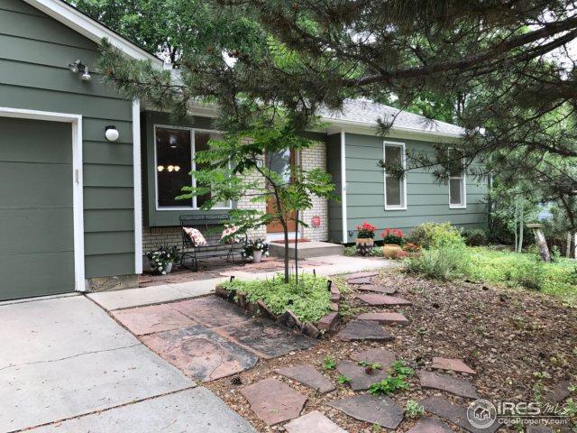 1473 Fillmore Pl, Louisville, CO 80027 (MLS #824452) :: 8z Real Estate