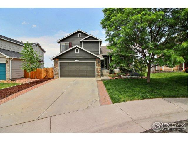 3885 E 139th Pl, Thornton, CO 80602 (#824462) :: The Peak Properties Group