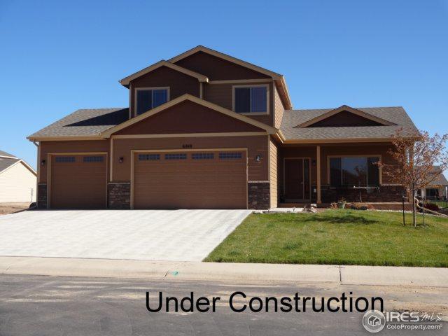 1315 Benjamin Dr, Eaton, CO 80615 (MLS #824471) :: 8z Real Estate