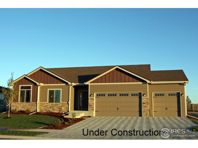 1445 Benjamin Dr, Eaton, CO 80615 (#824479) :: The Peak Properties Group