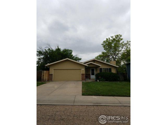 2425 34th Ave, Greeley, CO 80634 (MLS #824486) :: Kittle Real Estate
