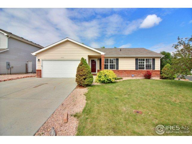 353 50th Ave, Greeley, CO 80634 (MLS #824487) :: Kittle Real Estate