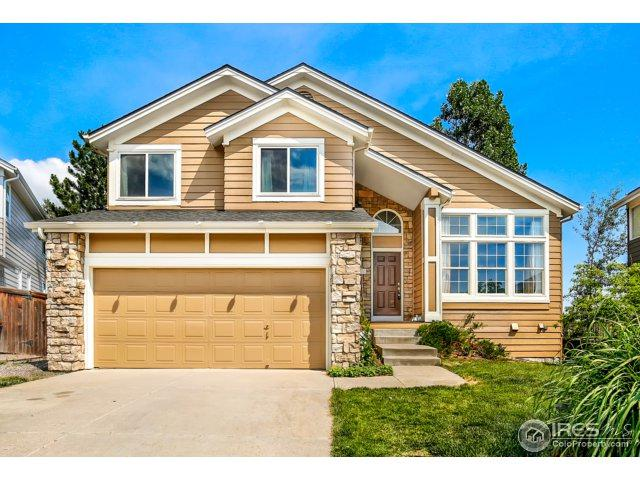 5469 Wickerdale Ln, Highlands Ranch, CO 80130 (#824490) :: The Peak Properties Group