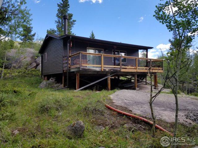 128 Spokane Ct, Red Feather Lakes, CO 80545 (MLS #824492) :: Kittle Real Estate