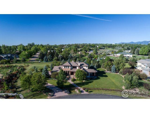 1000 White Hawk Ranch Dr, Boulder, CO 80303 (#824504) :: The Peak Properties Group