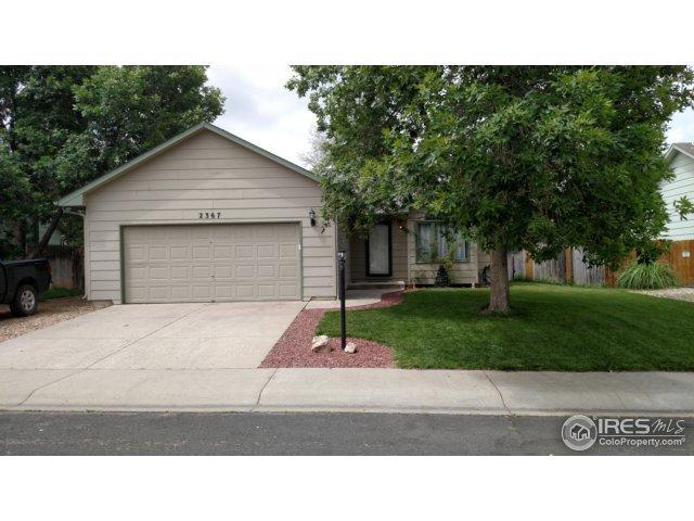 2367 11th St, Loveland, CO 80537 (MLS #824506) :: Kittle Real Estate
