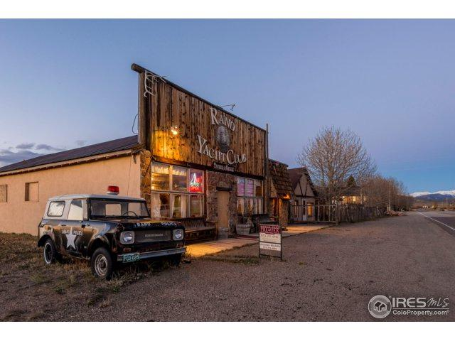 10180 Highway 125, Rand, CO 80473 (MLS #824518) :: 8z Real Estate