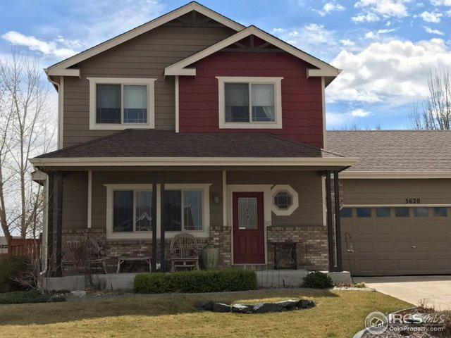 3620 Fletcher St, Loveland, CO 80538 (MLS #824527) :: Kittle Real Estate
