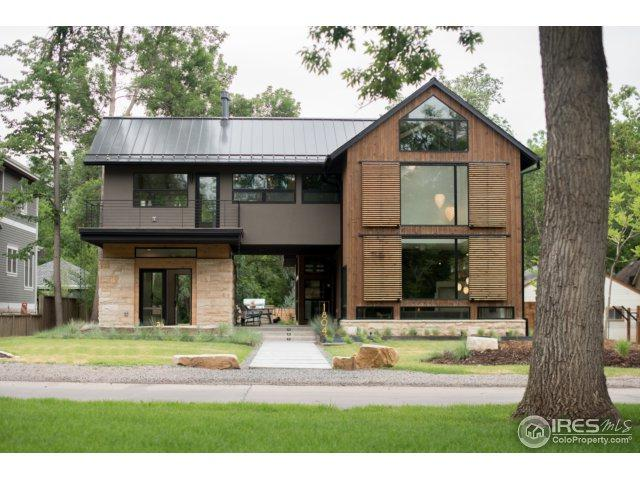 1804 W Mountain Ave, Fort Collins, CO 80521 (#824532) :: The Peak Properties Group