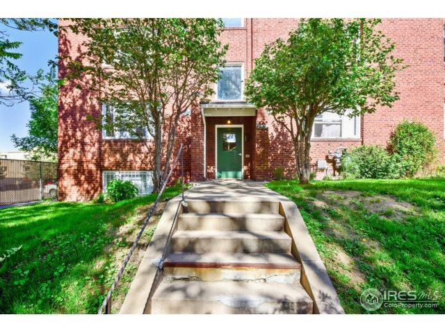 1422 N Downing St #9, Denver, CO 80218 (MLS #824538) :: 8z Real Estate