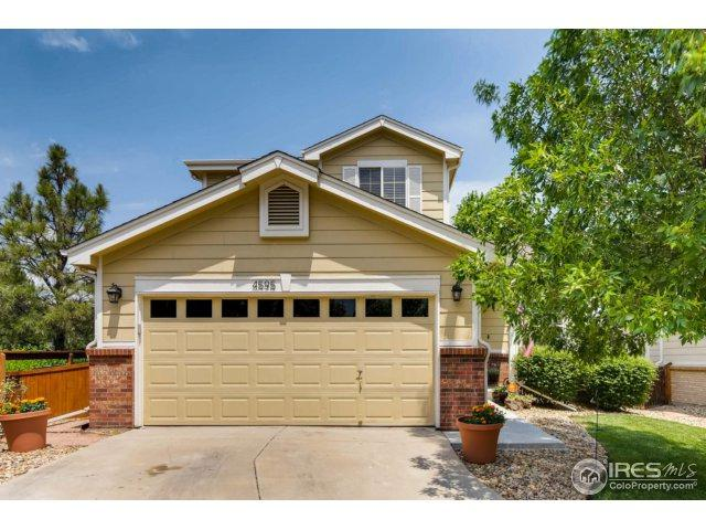 4595 Elizabeth Ln, Broomfield, CO 80023 (#824542) :: The Peak Properties Group