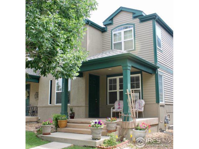 232 River View Ct, Longmont, CO 80501 (MLS #824557) :: 8z Real Estate