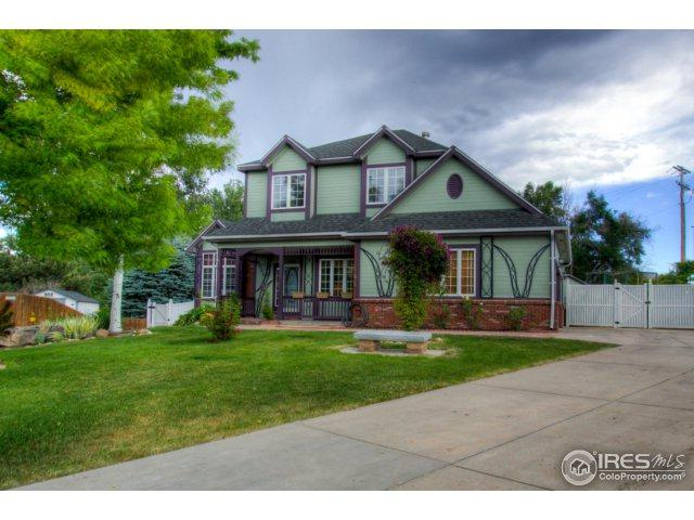 5030 W 14th St, Greeley, CO 80634 (#824563) :: The Peak Properties Group