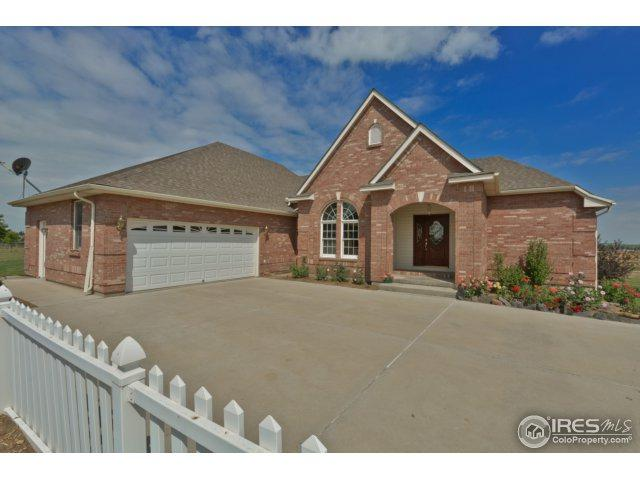 6474 County Road 26, Longmont, CO 80504 (#824564) :: The Peak Properties Group