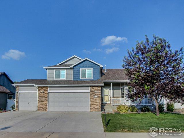 16198 Cinnamon Cir, Mead, CO 80542 (MLS #824571) :: 8z Real Estate
