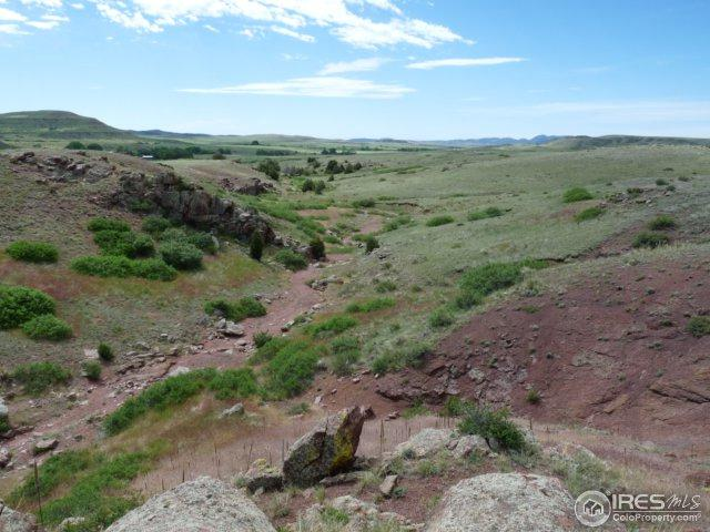 0 N Hwy 287, Livermore, CO 80536 (MLS #824576) :: Group 46:10 Northern Colorado