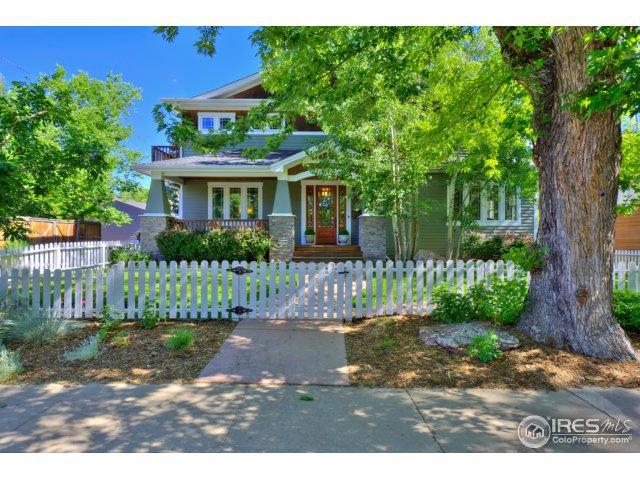 933 Forest Ave, Boulder, CO 80304 (MLS #824587) :: 8z Real Estate