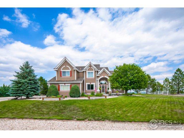 3300 Kyle Cir, Loveland, CO 80537 (MLS #824591) :: 8z Real Estate