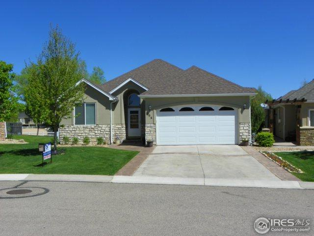 304 Sandy Ln, Windsor, CO 80550 (MLS #824602) :: The Daniels Group at Remax Alliance