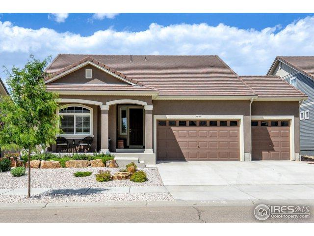 4659 Wildwood Way, Johnstown, CO 80534 (MLS #824607) :: The Daniels Group at Remax Alliance