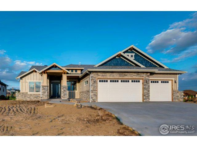 4020 Portrush Ln, Timnath, CO 80547 (#824641) :: The Griffith Home Team