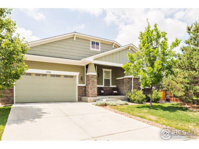 1570 Hickory Dr, Erie, CO 80516 (#824662) :: The Griffith Home Team