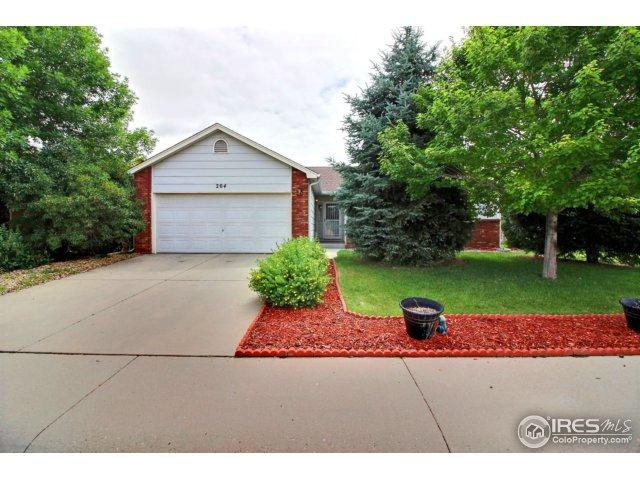 204 S Quentine Ave, Milliken, CO 80543 (MLS #824666) :: 8z Real Estate