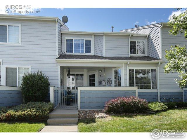 1419 Red Mountain Dr #62, Longmont, CO 80504 (MLS #824669) :: 8z Real Estate