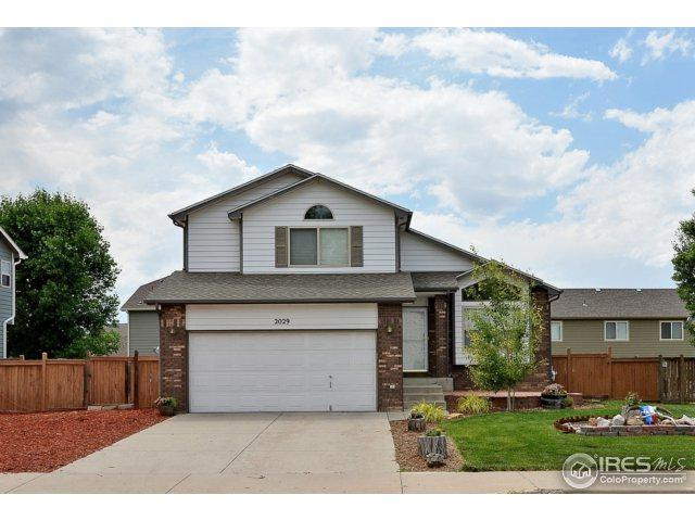 2029 74th Ave, Greeley, CO 80634 (MLS #824678) :: The Daniels Group at Remax Alliance