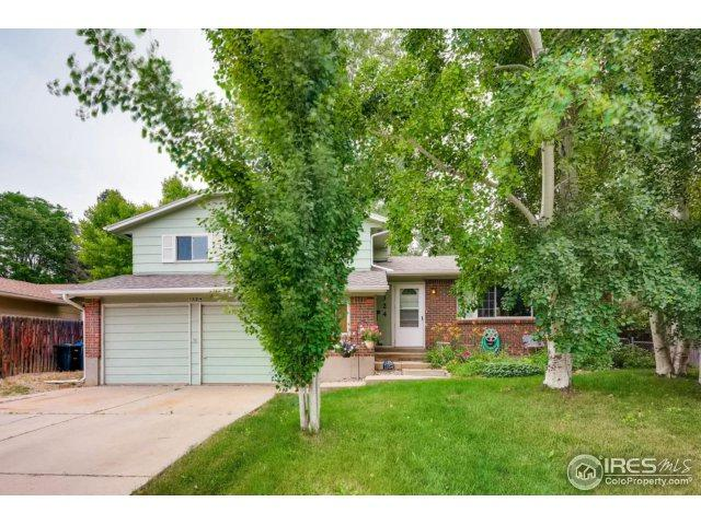 1324 S Lincoln St, Longmont, CO 80501 (MLS #824682) :: The Daniels Group at Remax Alliance
