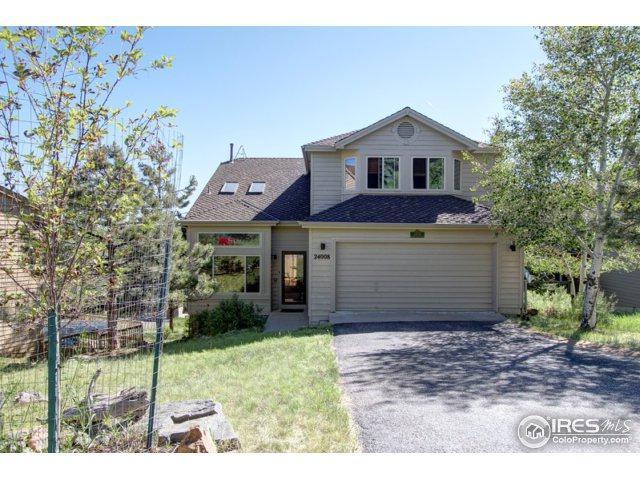 24008 Deer Valley Rd, Golden, CO 80401 (MLS #824685) :: 8z Real Estate