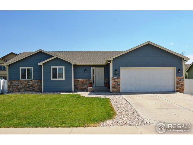 3741 Mount Ouray St, Wellington, CO 80549 (MLS #824689) :: The Daniels Group at Remax Alliance