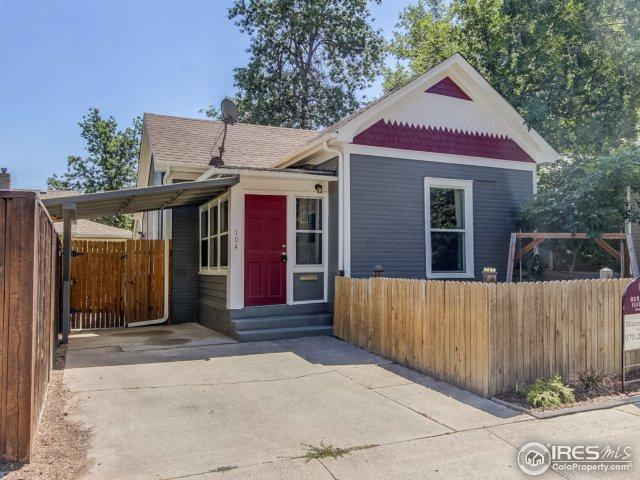 104 S Shields St, Fort Collins, CO 80521 (MLS #824692) :: 8z Real Estate