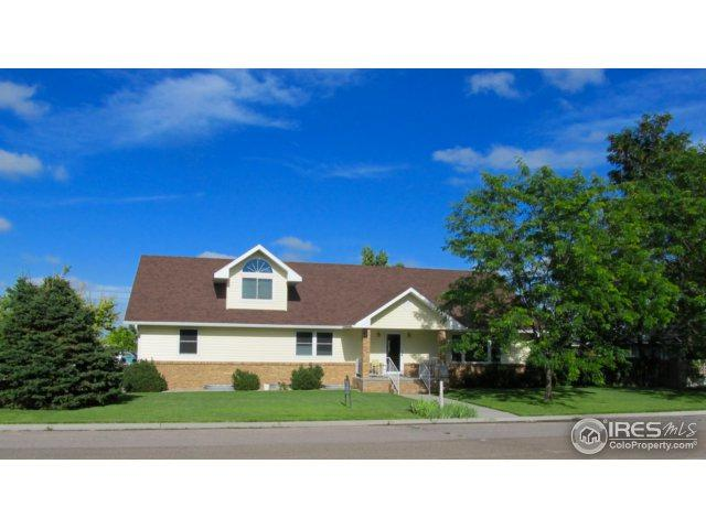 882 W Sunset Dr, Akron, CO 80720 (MLS #824694) :: 8z Real Estate