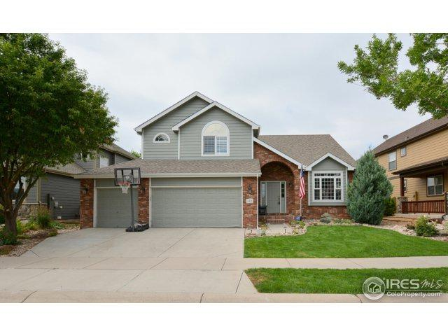 3321 Wild View Dr, Fort Collins, CO 80528 (MLS #824699) :: 8z Real Estate