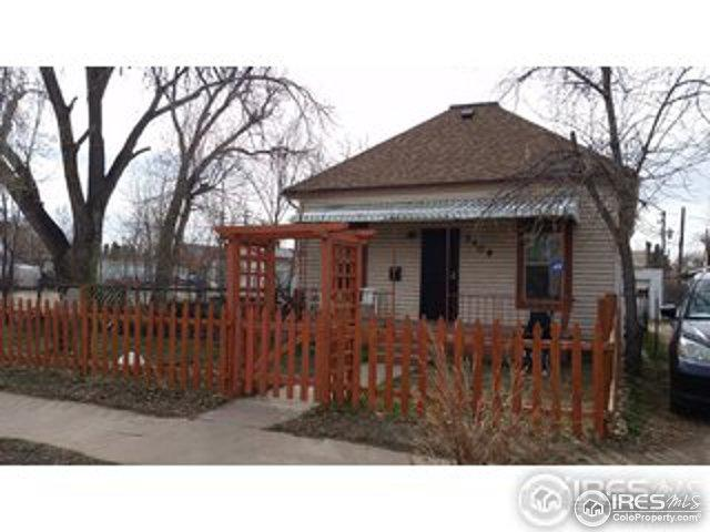 1409 7th Ave, Greeley, CO 80631 (MLS #824706) :: The Daniels Group at Remax Alliance