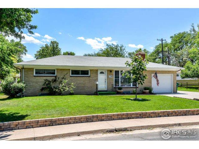 1226 25th St, Greeley, CO 80631 (MLS #824712) :: The Daniels Group at Remax Alliance
