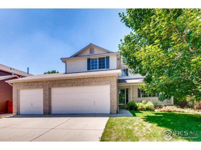 1162 S Egrew Ct, Erie, CO 80516 (#824714) :: The Griffith Home Team