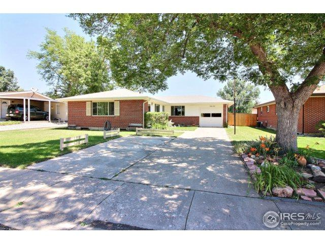 2624 14th Ave Ct, Greeley, CO 80631 (MLS #824715) :: The Daniels Group at Remax Alliance