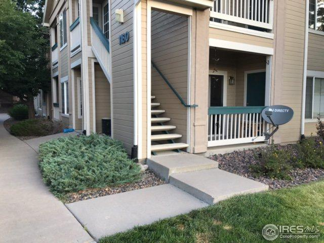 1180 Opal St #104, Broomfield, CO 80020 (#824724) :: The Griffith Home Team