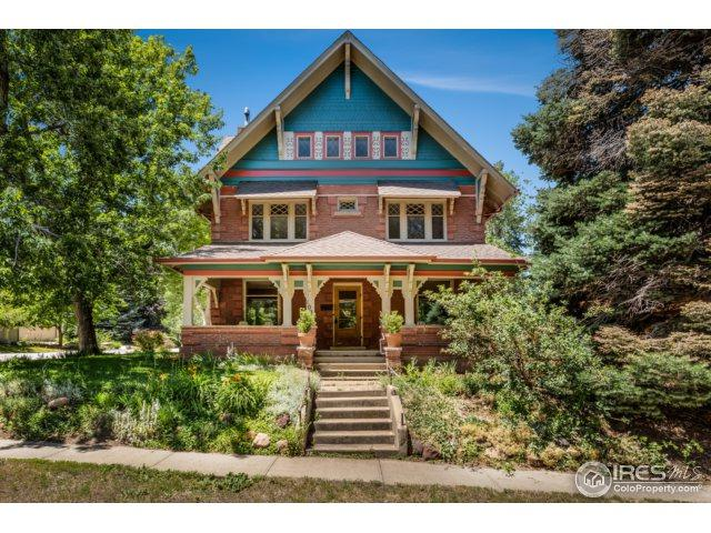 1003 9th St, Boulder, CO 80302 (#824733) :: The Griffith Home Team