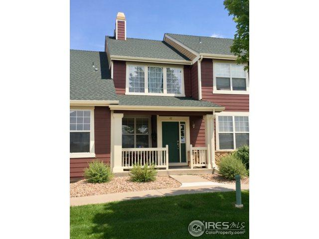6608 W 3rd St #42, Greeley, CO 80634 (MLS #824746) :: 8z Real Estate
