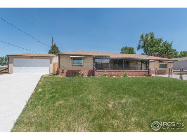 4390 Newland St, Wheat Ridge, CO 80033 (MLS #824752) :: 8z Real Estate