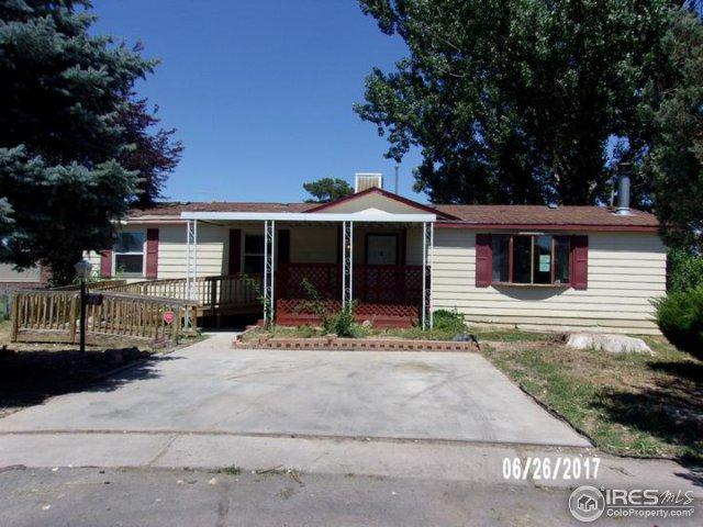 2280 1st Ave #40, Greeley, CO 80631 (MLS #824760) :: The Daniels Group at Remax Alliance