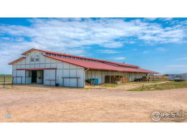 18212 County Road 1, Berthoud, CO 80513 (MLS #824769) :: The Daniels Group at Remax Alliance