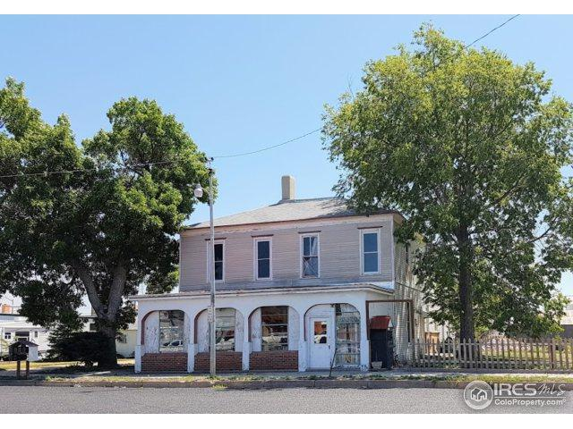 66 Adams Ave, Akron, CO 80720 (MLS #824773) :: 8z Real Estate