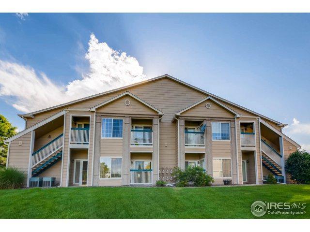 1010 Opal St #103, Broomfield, CO 80020 (MLS #824783) :: 8z Real Estate